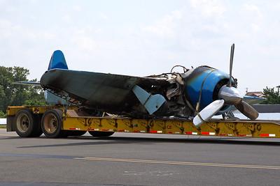 Yakovlev Yak-11 N5940 7-25-16