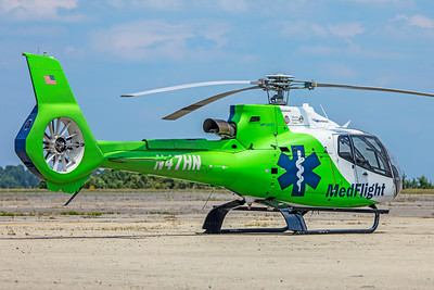 MedFlight of Ohio Eurocopter EC130-B4 N47HN 7-20-18
