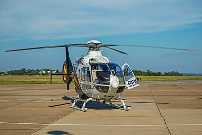 STAT MedEvac Eurocopter EC-135T-2+ N932ME 8-29-18 2