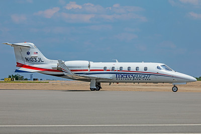 MercyFlight of Western New York Learjet 31 N103JL 7-20-18