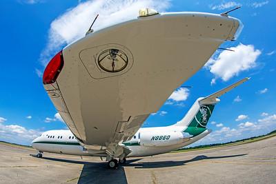 Mercury Radio Arts McDonnell Douglas DC-9-15 N8860 7-3-18 2