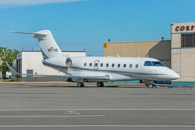 American Eagle Outfitters Gulfstream 280 N977AE 8-29-18