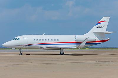 Dassault Falcon 2000LX N132M 8-27-18