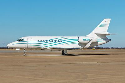 Dassault Falcon 2000EX EASy N57AL 2-26-18
