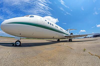 Mercury Radio Arts McDonnell Douglas DC-9-15 N8860 7-3-18 3
