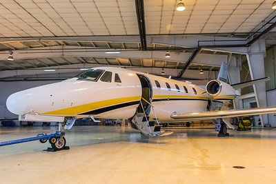 Pittsburgh Steelers Cessna 560X N560DR 2-21-18