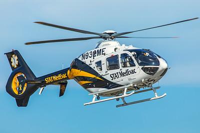 STAT MedEvac Eurocopter EC-135T-2+ N932ME 8-29-18