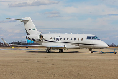 American Eagle Outfitters Gulfstream G280 N977AE 2-20-18
