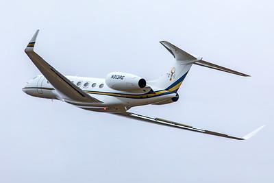 Renco Group Gulfstream G650 N313RG 2-21-18 2