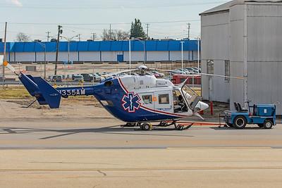 Air Methods Eurocopter BK-117B-2 N355AM 2-20-18