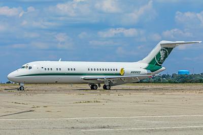 Mercury Radio Arts McDonnell Douglas DC-9-15 N8860 7-20-18