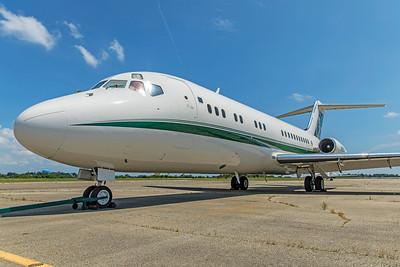 Mercury Radio Arts McDonnell Douglas DC-9-15 N8860 7-3-18 4