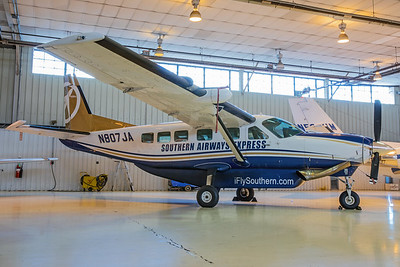 Southern Airways Express Cessna 208 N807JA 4-20-18