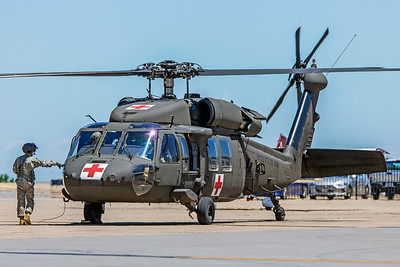 United States Army Sikorsky UH-60A 85-24749 6-15-18 2