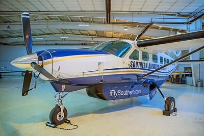 Southern Airways Express Cessna 208 N807JA 4-20-18 4