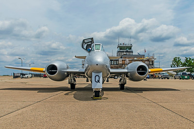 Gloster Meteor T7 G5-356460 N313Q 6-25-18 2