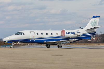 Cessna 560XL N569MK 2-20-18