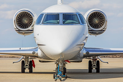 American Eagle Outfitters Gulfstream G280 N977AE 2-20-18 2