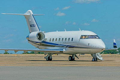 Bombardier CL-600-2B16 Challenger 601 N621DJ 6-14-18
