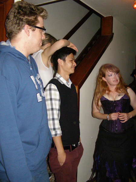 Steven, Sarah, Michael, Lorna