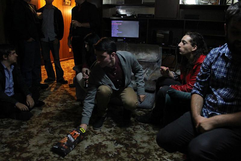 ?, Marama, Patrick, ?, Phill (photo from Phil)