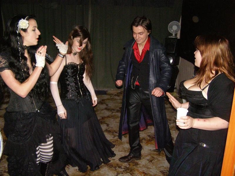 Rosanna, Sam, Jack, Livy