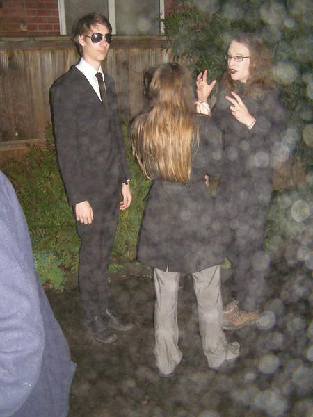 Ryan, Tess, Duncan