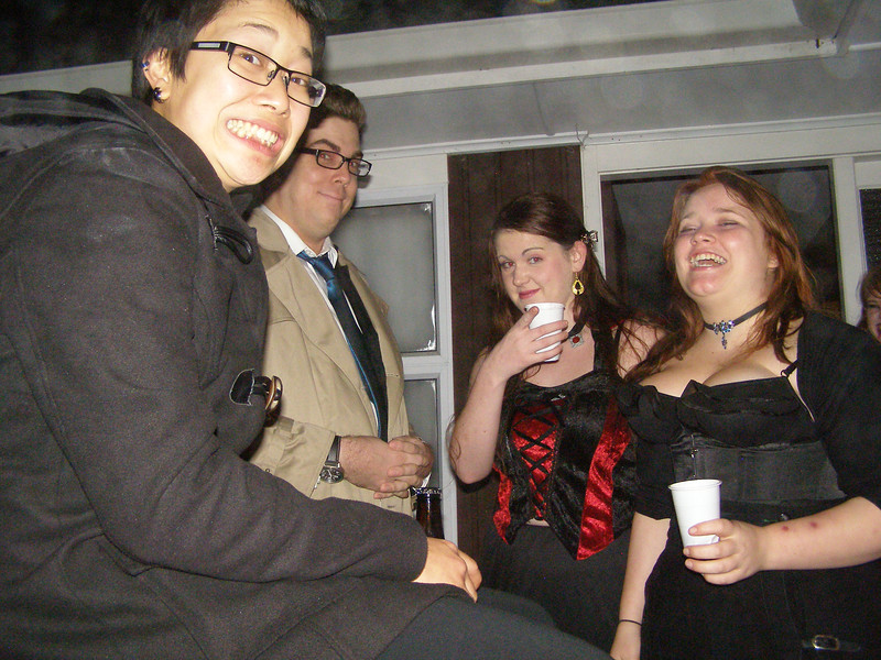 Fai, Steven, Maryl, Livy