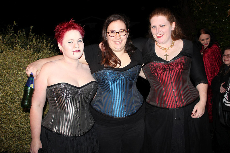 Diana, Laura, Leah (photo from Phil)