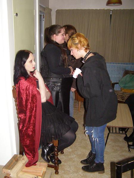 Addison, Rochelle, Kat