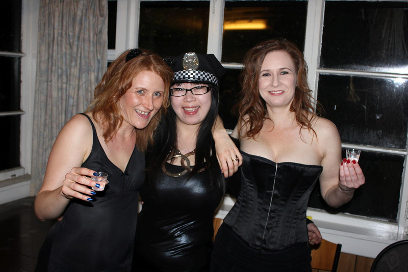 Karen, Sophie, Kara (photo from Phil)