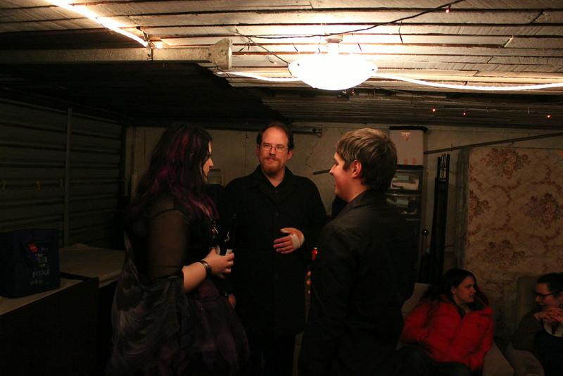 Marama, David, Scott (photo from Phil)