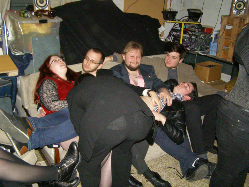 Lucy, Jack, Micah, John, Patrick, Stephen