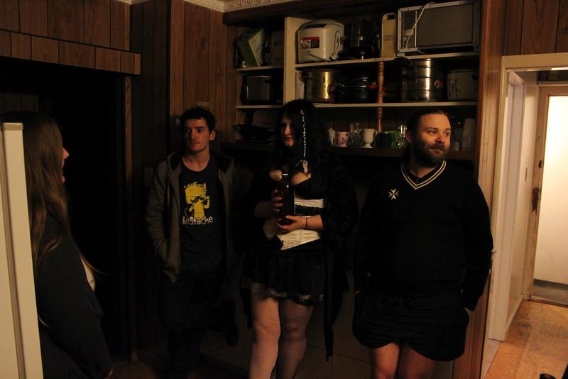 Alice, Pat, Marama, Mutu (photo from Phil)