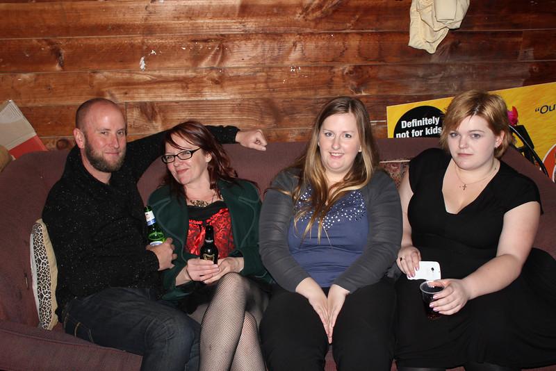 ?, Belinda, Alice, Rah (photo from Phil)