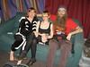 Becky, Kat, Dominic