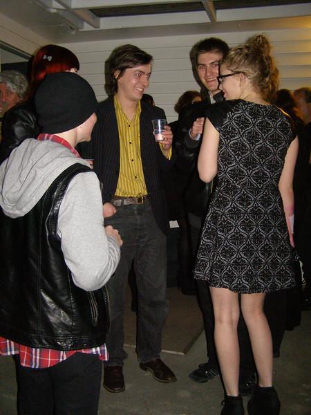 (Ashleigh), ?, Jack, Yuri, Ally Jayne