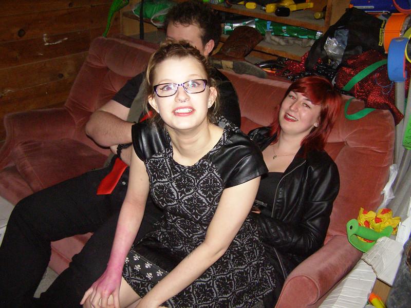 (Ben), Ally Jayne, Ashleigh