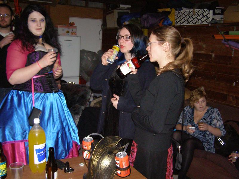 Marama, Amelia, Kerryn