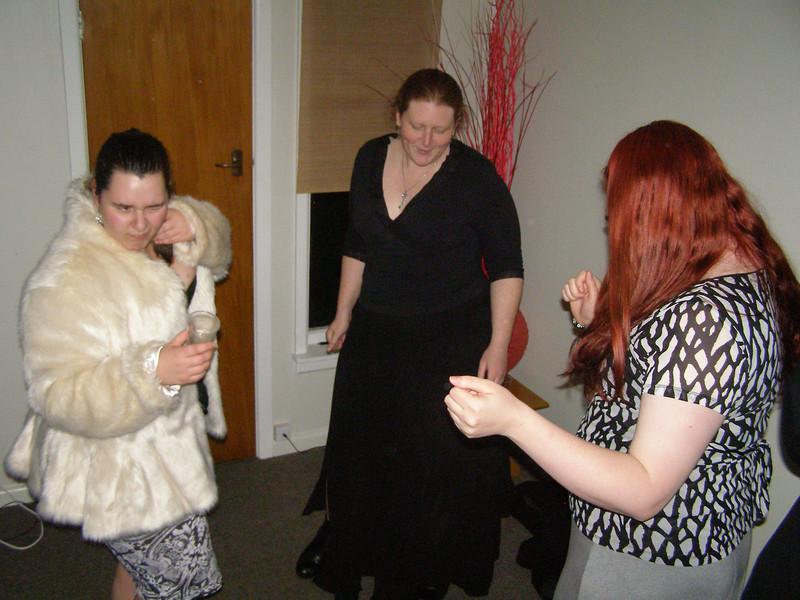Aimee, Leah, Lara