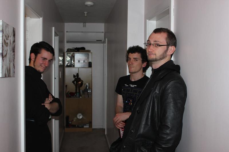 Patrick, Pat, Micah (photo from Phil)