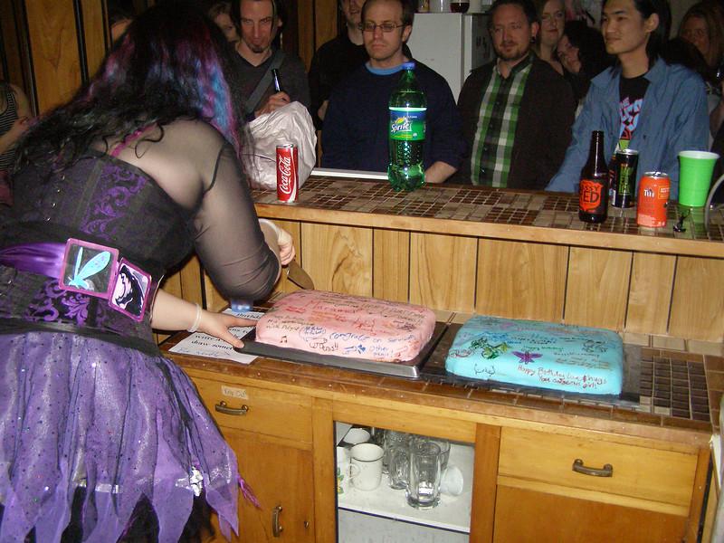 Marama, cakes