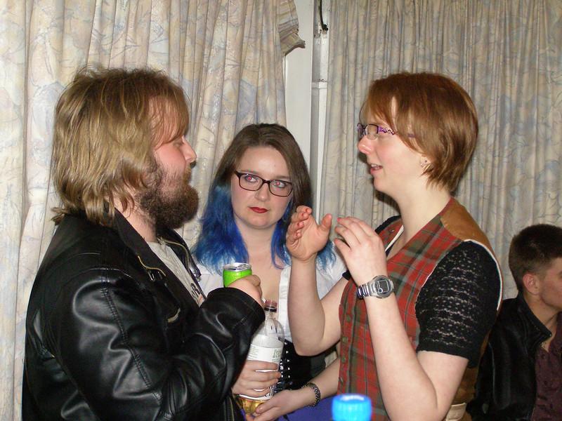 John, Amelia, Jennifer