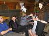 Trevyn, Yuri, John, Thomas, (Sarah), Pointy