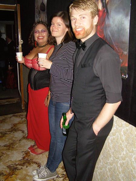 Valentina, Whitney, Andrew