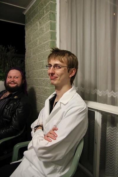 John, Jos (photo from Phil)