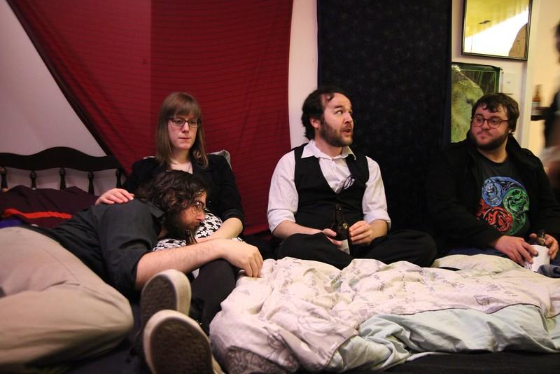 Skinner, Libby, Joe, Ben (photo from Phil)