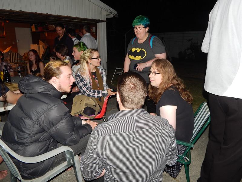 Leif, Jennifer, Scott, Kate, Joanna