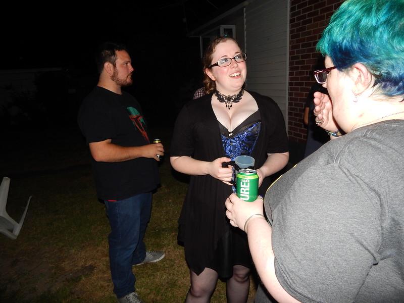 Jeremy, Izzy, Kate