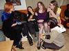 Midnight, Jenny, Oliva, Joanna, Asha, Lilly